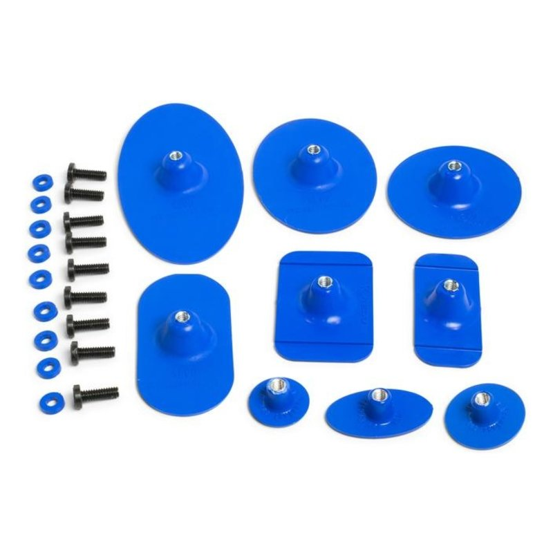 Keco SuperTab Variety Pack Blue Glue Tabs (10 Tabs)