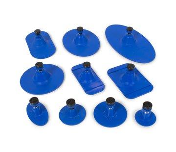 KECO Keco SuperTab Variety Pack Blaue Kleber Tabs (10 Tabs)