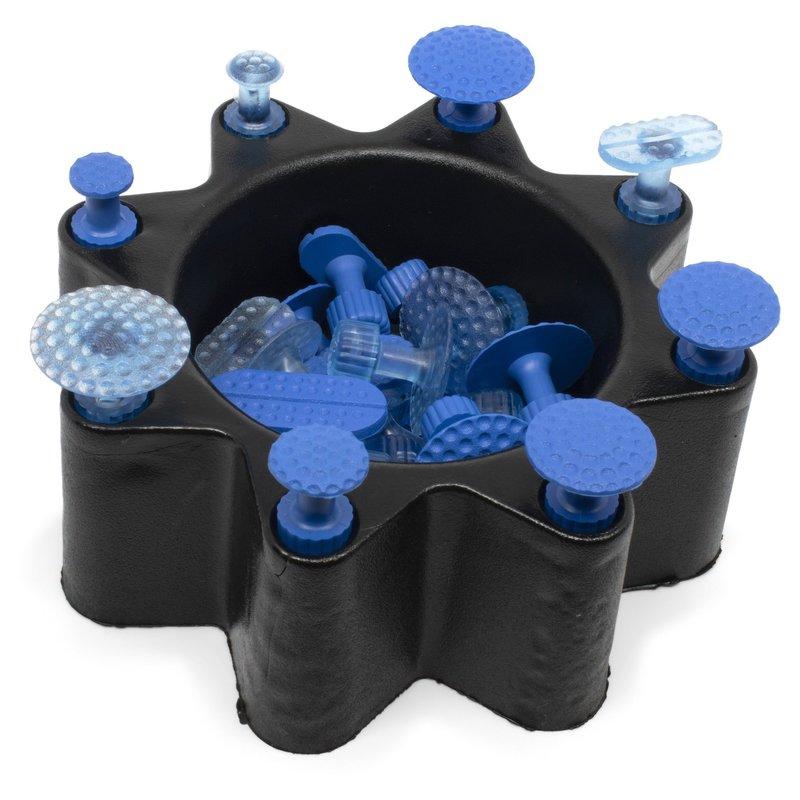 Keco Black Glue Tab Caddy