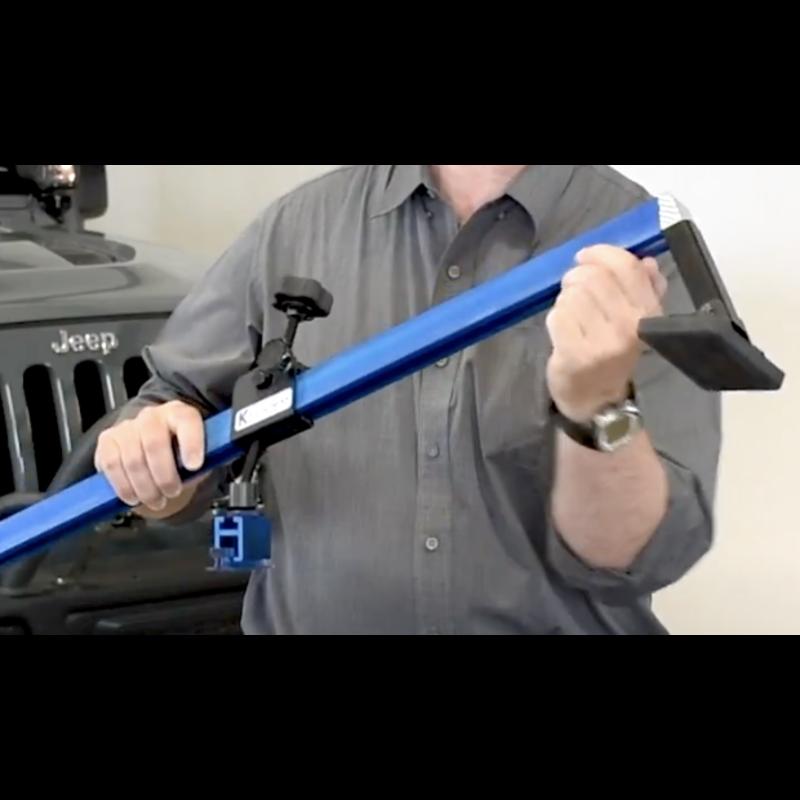 K-Beam Power Pod Leverage Attachment