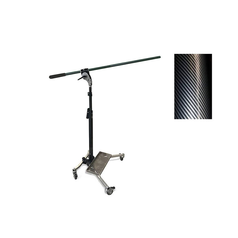 Pro PDR carbon stand LS-3FH with fixed carbon arm