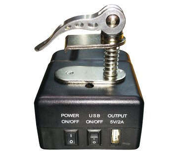 Dent Tool Company Ultra 18v to 12v Makita shoplight battery receiver