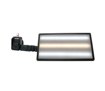 "Elim A Dent Elimadent 14"" (35cm) 3-LED regulables para Makita"