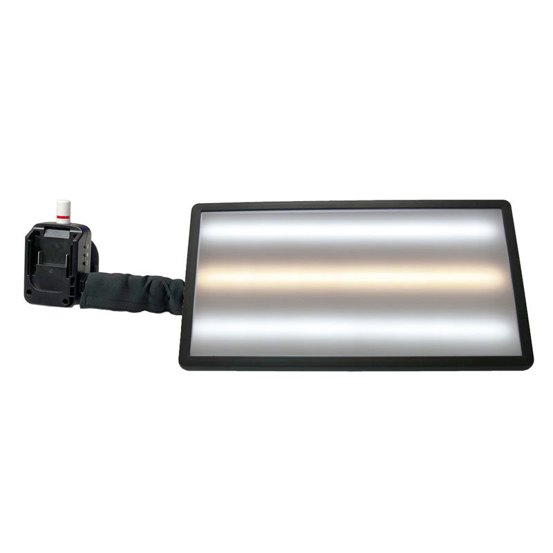 "Elimadent 14"" (35cm) 3-LED dimbaar voor Makita"