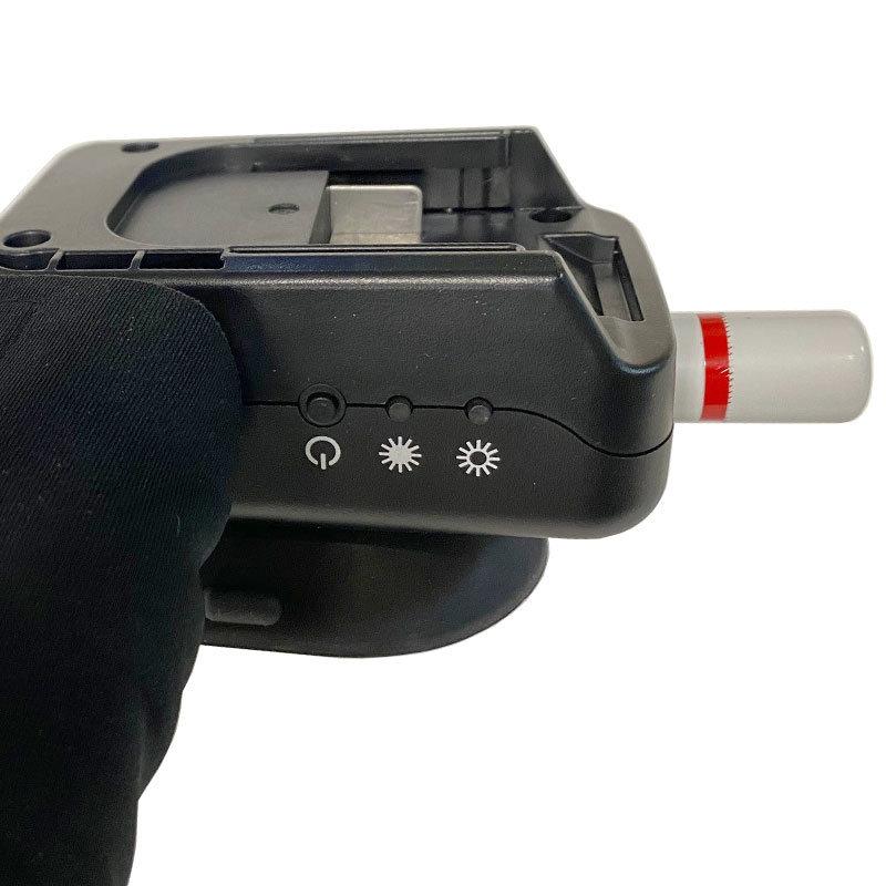 Elimadent 50 cm (20 Zoll) 3-LED dimmbar für Makita