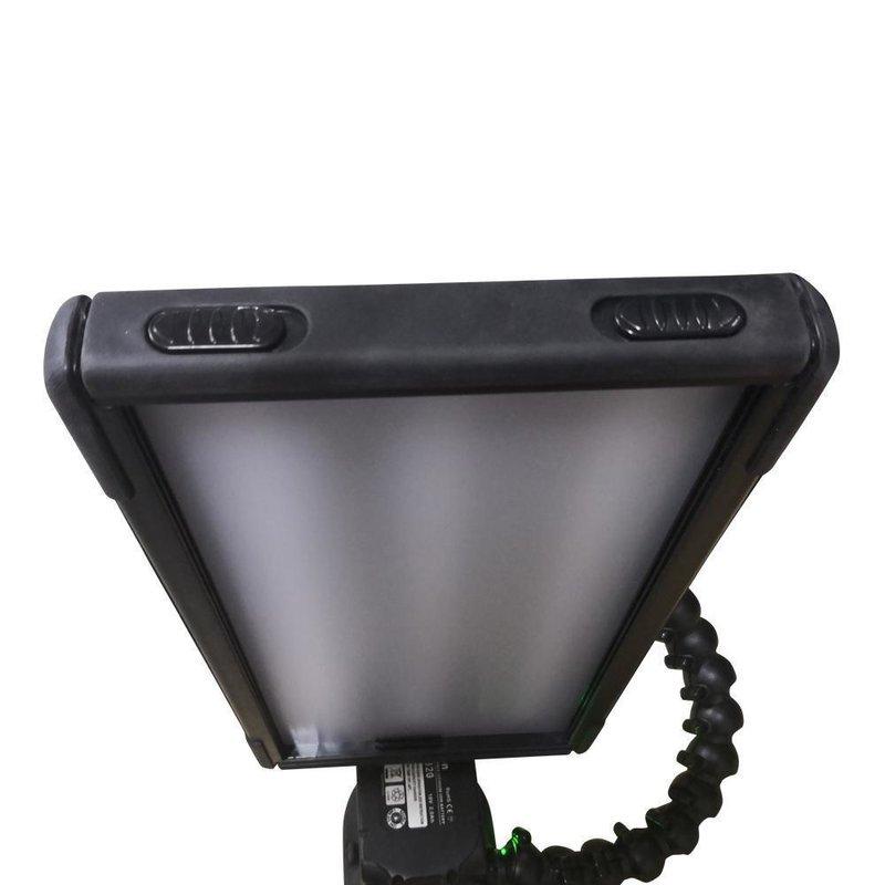 """Elimadent 14"""" (35cm) 6-LED dimbaar voor Makita met auto zuignap"""