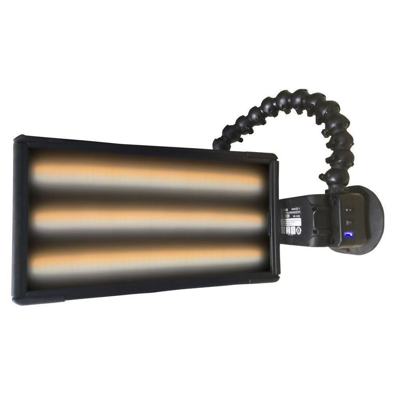 """Elimadent 14"""" (35cm) 6-LED dimmable for Makita with auto suctioncup"""