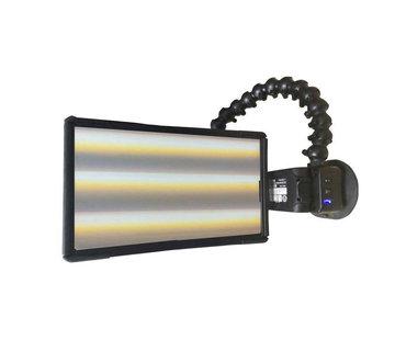"Elim A Dent Elimadent 14"" (35cm) 6-LED regulables para Makita con ventosa automática"