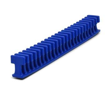 KECO Keco Centipede 12.5 x 150 mm Blue Flexible Thin Crease Glue Tab