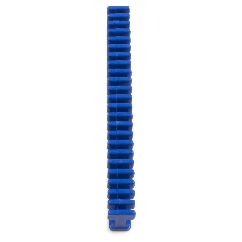 Keco Centipede 12.5 x 150 mm Blue Flexible Thin Crease Glue Tab