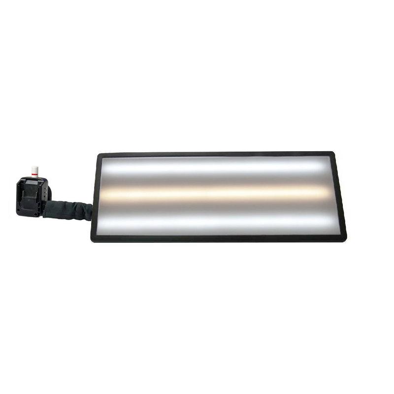 "Elimadent 20"" (50cm) 3-LED dimbaar voor Makita"