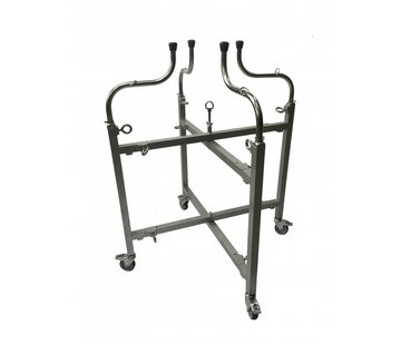 DNE Pro Dent Tools Portable and Adjustable Hood and Trunk Rack