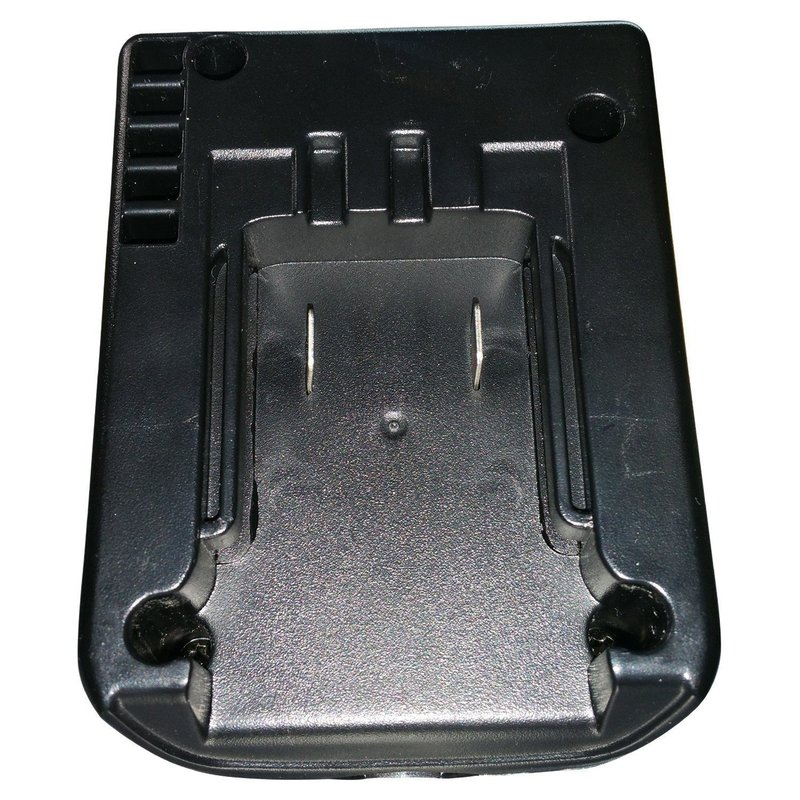 Hail stand battery receiver for Milwaukee battery  (18V to 12V)