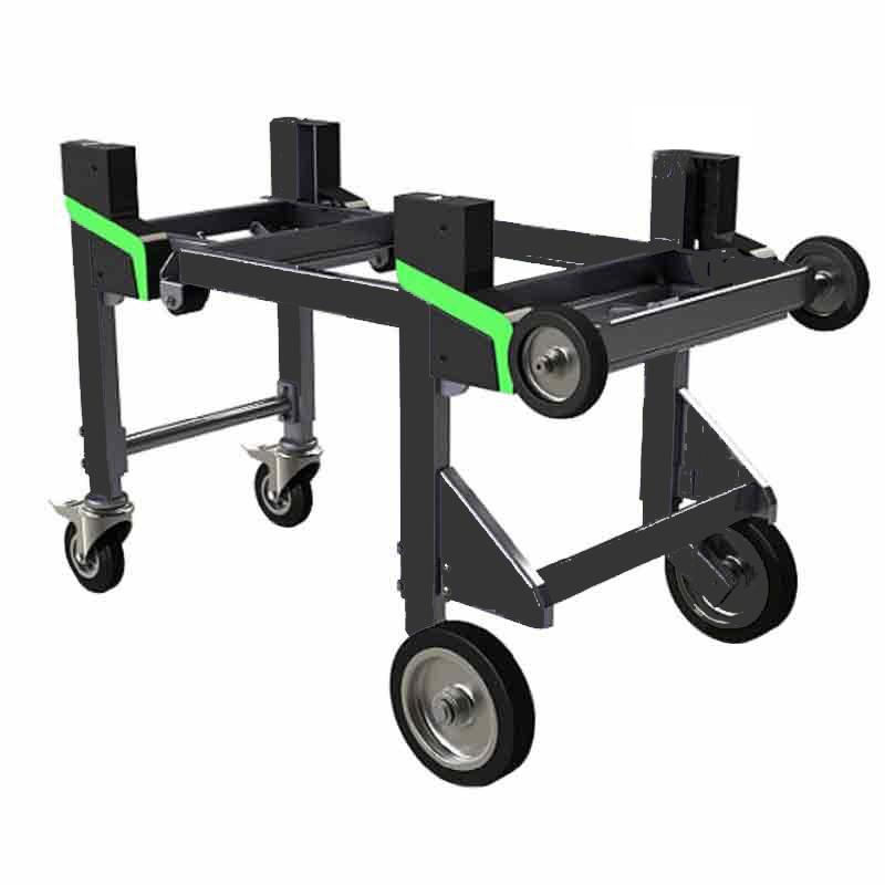 Dynnox XL36 multifunctional (un)loading system
