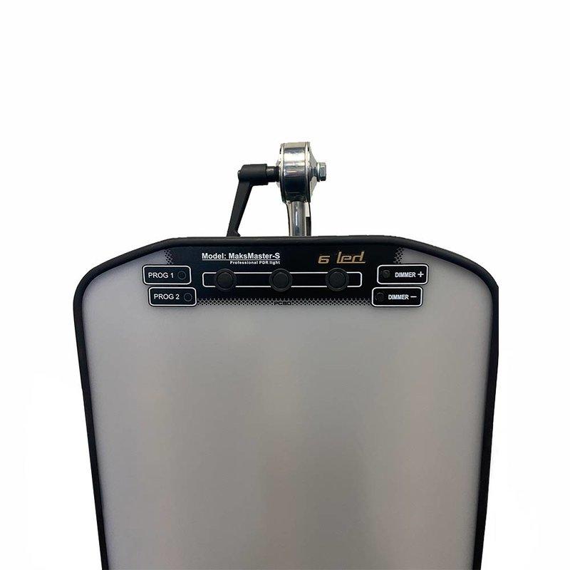 """DNE MaksMaster 38"""" (97 cm) juego de luces de 6 LED con soporte"""