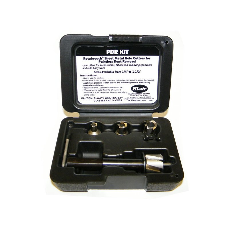 PDR Access Drillbit Kit variety