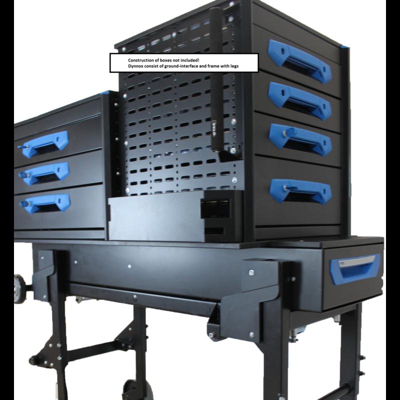 Dynnox XL36 multifunctioneel laad- en lossysteem