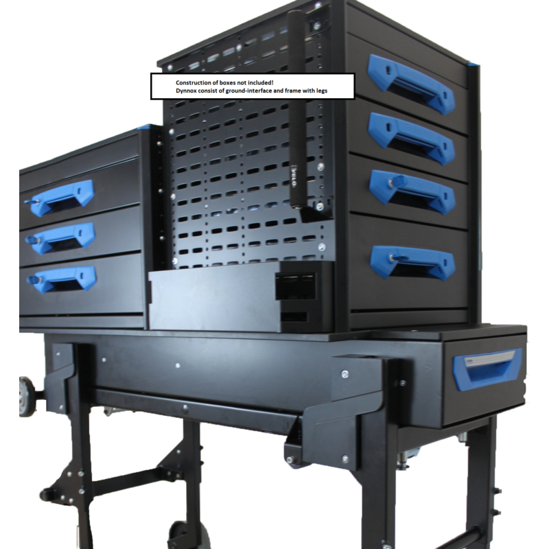 Dynnox XL36 multifunktionales Be- und Entladesystem