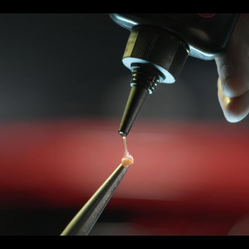 Glexo Magic Set - liquid protective coating with UV-flashlight