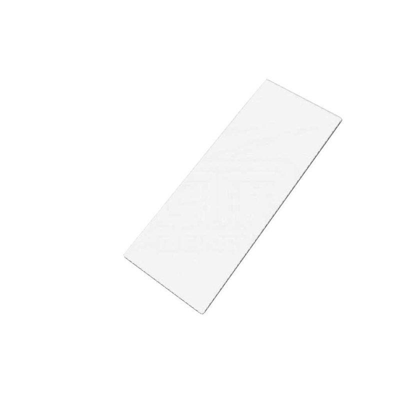 "Cubierta de lente blanca de 14"" (53 cm) para luz portátil Elimadent"