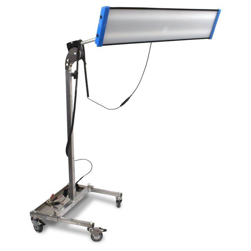 "Keco 36"" (91 cm) light-set 4-LED with stand"