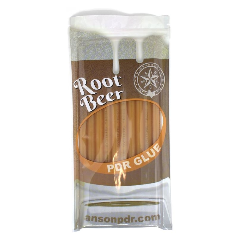 Root Beer Hot PDR Glue - warm weer en grote deuken