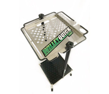 Willey Quick Tools Aluminum Tool Cart by Willey Quick