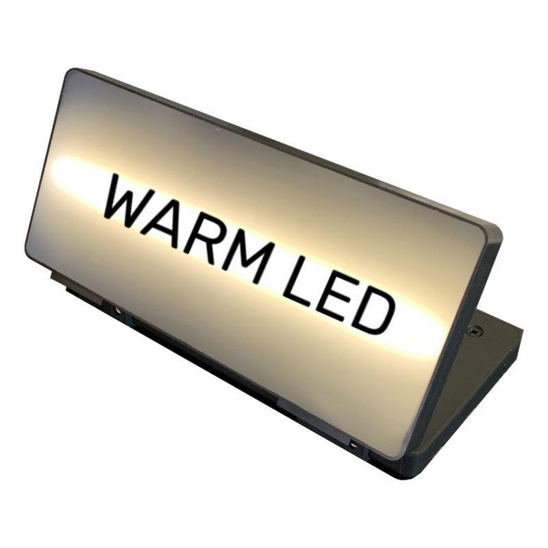 Pro PDR pocket inspectie lamp warm