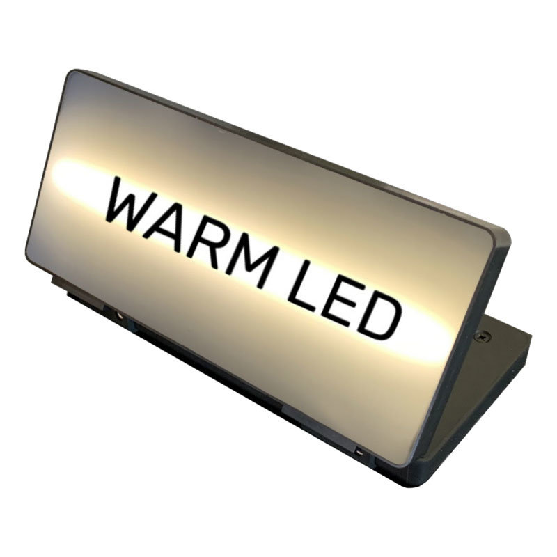 Pro PDR pocket inspection light warm