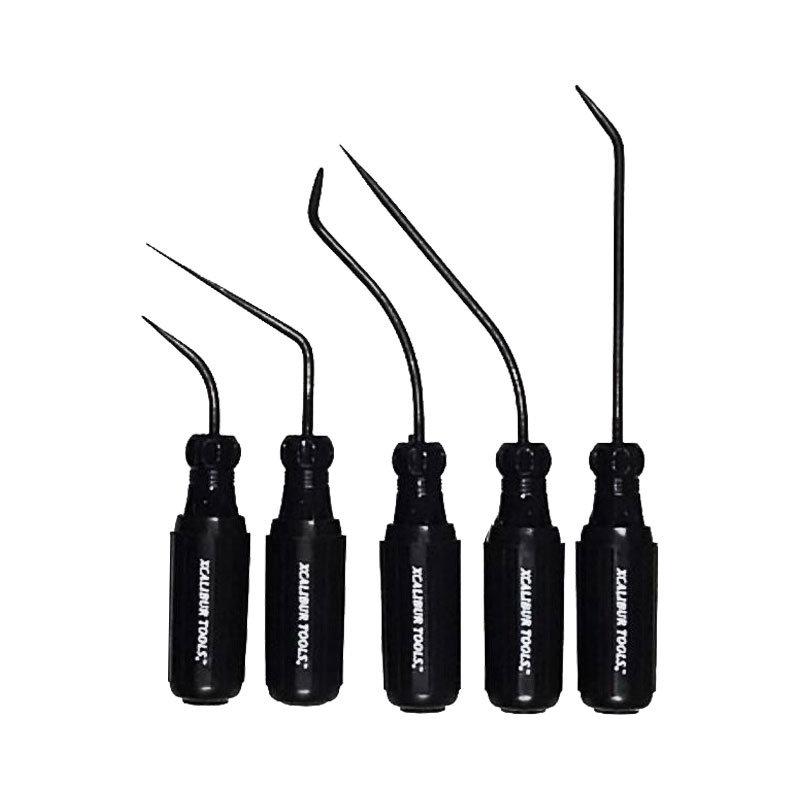 """Xcalibur screwdriver set 3/16"""" Black Edition - 5 pcs"""