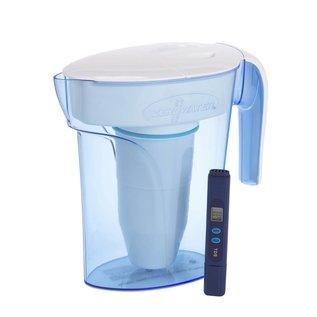 Zerowater 1,7 liter waterfilterkan met TDS-meter, incl. filter