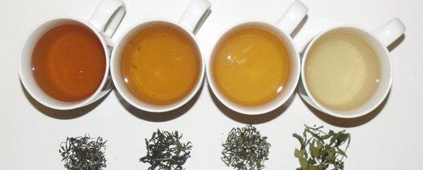 Genieten van pure thee