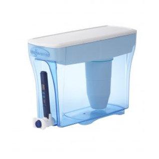 Zerowater 5,4 liter waterfiltersysteem met gratis TDS-meter, incl. filter