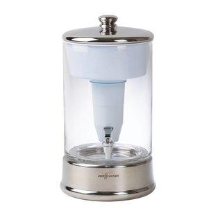 Zerowater 9 liter waterdispenser met gratis TDS-meter , incl. filter