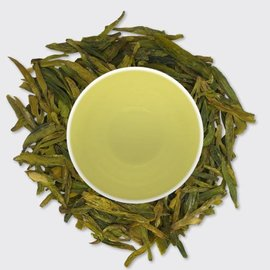 Mei Leaf Imperial Green - Long Jing - Dragonwell