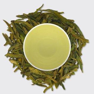 Mei Leaf Groene thee - Imperial Green - Long Jing Dragonwell