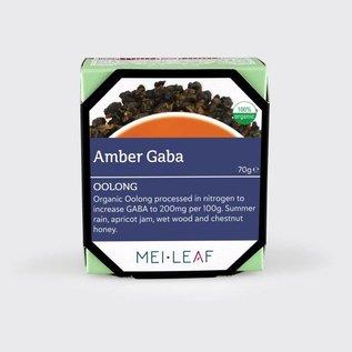 Mei Leaf Amber Gaba Oolong thee