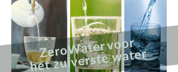 ZeroWater waterfilterkannen
