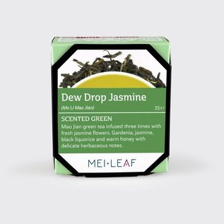 Mei Leaf Groene thee - Drew Drop Jasmine