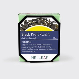 Mei Leaf Black Fruit Punch - Oolong thee