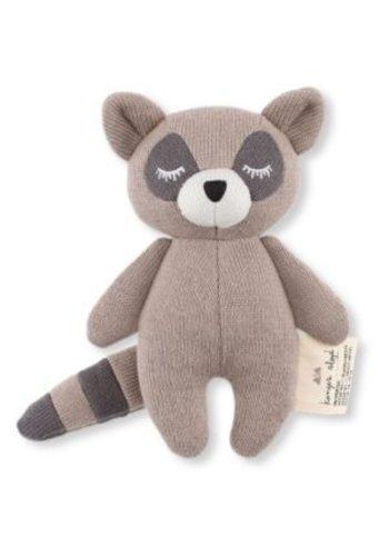 KONGES SLØJD Mini raccoon knuffel