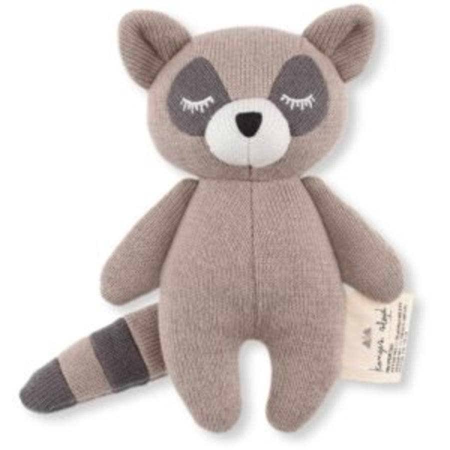 Mini raccoon knuffel-1