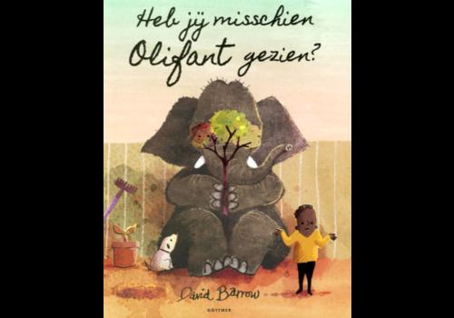 BOEK Heb jij misschien olifant gezien?
