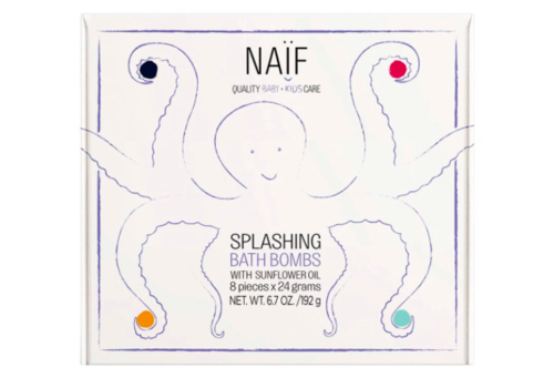 NAIF Splashing bath bomb