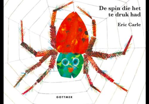 BOEK De spin die het te druk had