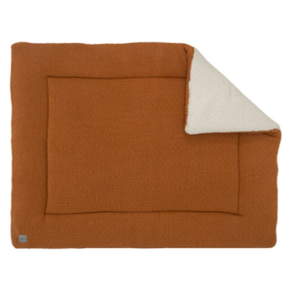 JOLLEIN Boxkleed bliss knit caramel 80 x 100 cm