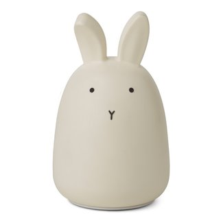 LIEWOOD Winston night light rabbit creme de la creme