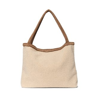 STUDIO NOOS Teddy lammy mom bag