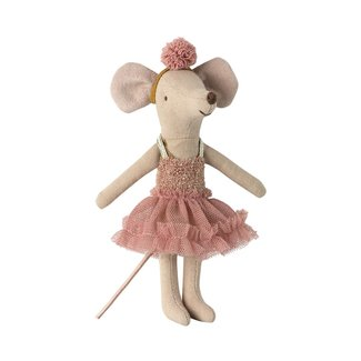 MAILEG Dance mouse, big sister mira bella