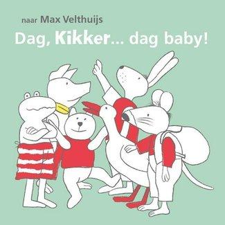 BOEK Dag, Kikker... dag baby!